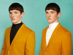 Agi and Sam x Topman Suiting Range - Launches June 4th 2013