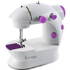 Máquina de Costura Portátil SM-500 - SteamMax – LeaderDe: R$ 149,90  Por: R$ 89,91  ou 9X de R$ 9,99