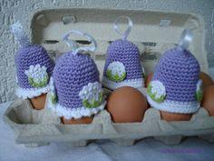 Tutorial gehaakte eierwarmer