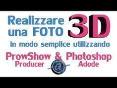 Tutorial Fotografia 3D da foto 2D