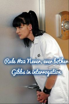 "Gibbs' Rule #22: NCIS Season 4 Episode 10 - ""Smoked"""