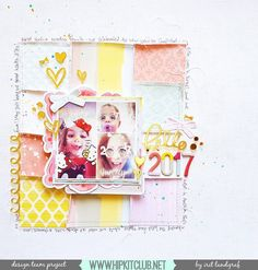 Have you created a new year layout? Get started today using your #december2016 #hipkits just as designer @aurora_landgraf has so beautifully created!  @hipkitclub #hkcexclusives #exclusives #hipkitexclusives @pinkpaislee @paigetaylorevans #takemeaway @mymindseyeinc #acrylicstickers #papercrafting #machinestitching #hipkitclub #kitclub #scrapbookingkitclub #newyearlayout #newyear