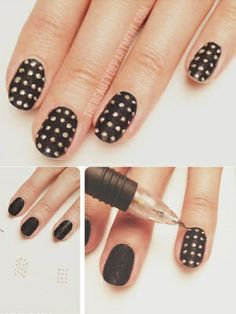 How to: nail art met studs - Beauty - Styletoday.nl > Nagellak, nagellak tips, nagellak trends op Styletoday - Beauty - Styletoday