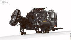 Ax 114 Boomslang and AX 115 Bushmaster by Shard Collective