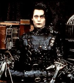 The 100 Greatest Movie Characters | Empire | 37. Edward Scissorhands
