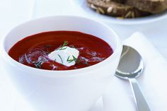 This traditional beetroot soup incorporates a variety of other vegetables for extra nutrition.