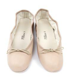 E. Porselli Ballet Flat