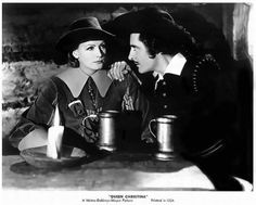 don56:Greta Garbo and John Gilbert in Queen Christina My blog posts