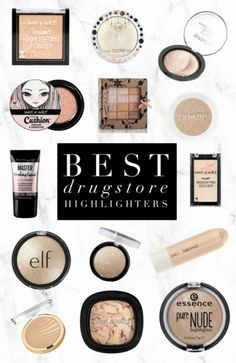 These are the best highlighters at the drugstore!