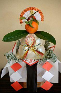 日本のお正月2013_01鏡餅 | Flickr - Photo Sharing!