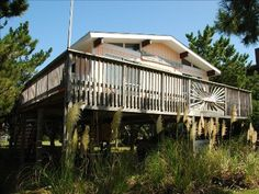 Cottage vacation rental in Salvo, NC, USA from VRBO.com! #vacation #rental #travel #vrbo