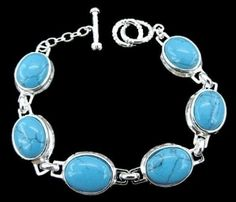 Bracelet – Turquoise and 925 Sterling Silver Bracelet. Get wholesale price. No minimum require. Free worldwide shipping. Extra 10% off for reseller.