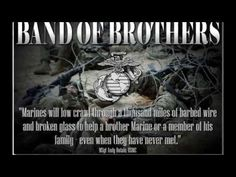 Marine Brothers to my brother and best friend that no one could ever replace  * John Allton*