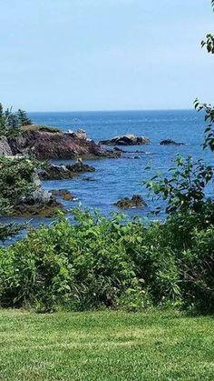Jeff Worton - beautiful Campobello Island New Brunswick.