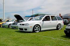 MKIV Jetta Wagon's.