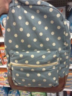 My Backpack For Next School Year I Bought This Yesterday