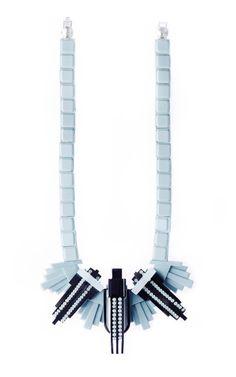 Shop Gailardia Necklace by Ek Thongprasert for Preorder on Moda Operandi