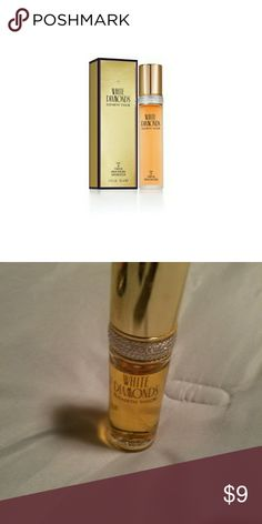 White Diamond Perfume One time use  Features  Made for Women  Designed by Elizabeth Taylor  Introduced in 1991 Elizabeth Taylor Other