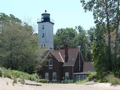 Visit the Lighthouses in Erie, PA