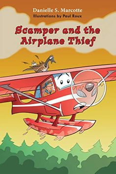 When a student at the flight school runs away with the little Luscombe 8f for a joyride, it is up to the small training plane to show courage, determination, and quick thinking to save the day. Learn the basics of flight through reading. Scamper and the Airplane Thief (Keep the Blue Side Up! Book 1) - Kindle edition by Marcotte, Danielle S., Roux, Paul. Children Kindle eBooks @ Amazon.com.