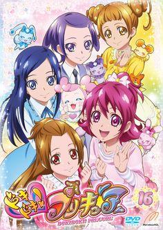 Doki Doki! Precure DVD vol.16 (the last volume) jacket Illustration: TAKAHASHI Akira