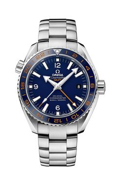 Omega Seamaster Planet Ocean GMT Co-Axial 44mm.