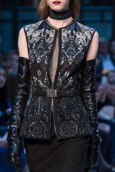 Julien Macdonald - London Fashion Week - Fall 2015