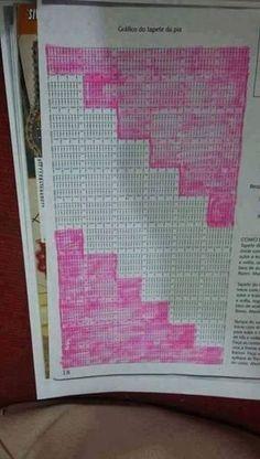 Lindos Jogos de Tapetes com Gráficos. Eu não fiz, estou apenas compartilhando, a maioria é de revista, créditos as artesãs. ...