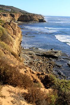 3 kid friendly hikes in SoCal- Mt. Rubidoux, Sunset Cliffs in San Diego and Heart Rock Falls near Crestline