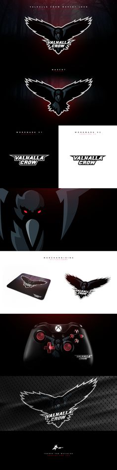 "Check out my @Behance project: ""Valhalla Crow Mascot Logo."" https://www.behance.net/gallery/48454385/Valhalla-Crow-Mascot-Logo  #mascot #logo #esports #sports #branding #brand #raven #gaming #mascotlogo"