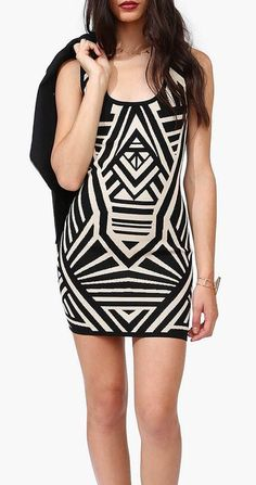 Tectonic Dress in Cream. Size small. $35.99