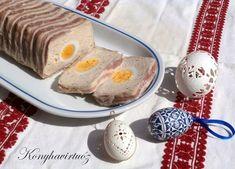Konyhavirtuóz: Húsvéti pástétom Eggs, Minden, Dishes, Breakfast, Food, Desk, Morning Coffee, Desktop, Tablewares