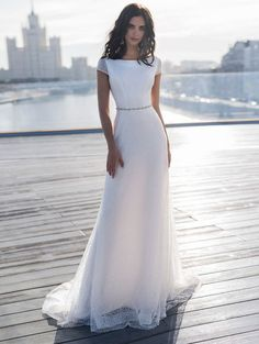100 Wedding Dress Trends to Inspire Your 2019 - # Check more at hochzeitsk.he. 100 Wedding Dress Trends to Inspire Your 2019 - # Check more at hochzeitsk. Wedding Dress Trends, Princess Wedding Dresses, Best Wedding Dresses, Boho Wedding Dress, Bridal Dresses, Wedding Gowns, Simple Classy Wedding Dress, Wedding Ceremony, Civil Wedding