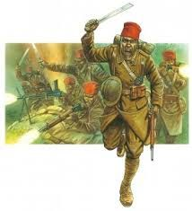 Image result for french infantry uniforms 1940
