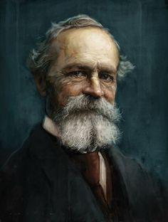 (3) 11 Portraits for Scientific American - JASON SEILER ILLUSTRATION