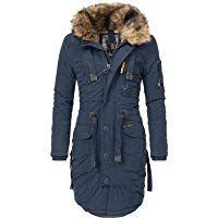 Khujo Damen Winterparka Winterjacke Stefania 3 Farben Xs Xxl Winter Jackets Canada Goose Jackets Jackets