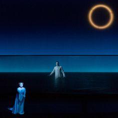 Bob Wilson - Pélleas et Mélisande de Debussy - Opéra Bastille - 2012