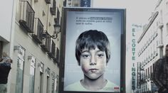 A really smart and powerful message...  An Anti-abuse ad that only kids can see  Check it out its truly amazing: http://gizmodo.com/this-ad-has-a-secret-anti-abuse-message-that-only-kids-493108460?utm_campaign=socialflow_gizmodo_facebook_source=gizmodo_facebook_medium=socialflow