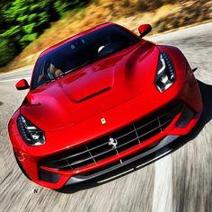 Ferrari F12 Berlinetta | Stuck in Motion