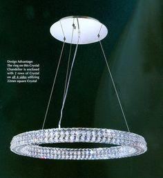 love!!!!! entry ]modern crystal chandelier OM696 Dia50cm $486.32 ...