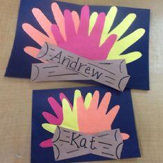 PK to  1st grade camp fire craft idea                                                                                                                                                                                 More