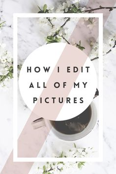 SMÄM - HOW I EDIT MOST OF MY PICTURES IN PHOTOSHOP