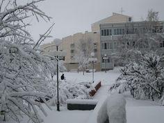 jednog zimskog dana