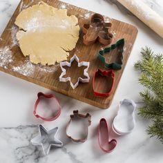 Create fun Christmas cookies with our selection of Christmas cookie cutters. Metal Cookie Cutters, Christmas Cookie Cutters, Best Christmas Cookies, Cookie Cutter Set, Holiday Baking, Christmas Baking, Secret Santa Presents, Cookie Exchange Party, Perfect Cookie