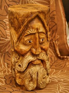carved elf $140.00