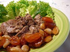 Mustáros csirkemáj recept Pot Roast, Beef, Foods, Ethnic Recipes, Carne Asada, Meat, Food Food, Roast Beef, Food Items