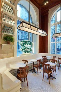 Best Coffee Shops in New York City - New York Coffee