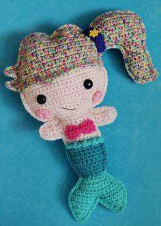 Kijk wat ik gevonden heb op Freubelweb.nl: een gratis haakpatroon van 3amgracedesigns om een zeemeermin te maken https://www.freubelweb.nl/freubel-zelf/gratis-haakpatroon-zeemeermin-4/