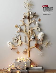 Christmas Owl Decorations