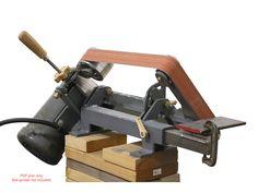 Image result for 2x72 belt grinder plans pdf